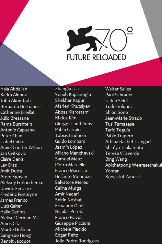 Venice 70: Future Reload